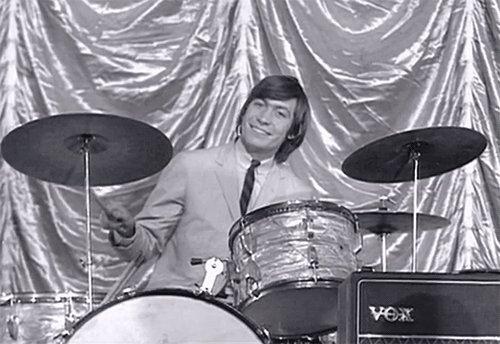 Happy Birthday to the Wembley Whammer, Charlie Watts!