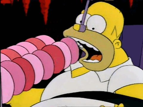 'Have all the doughnuts in the world!' #NationalDoughnutDay