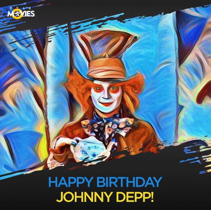 @StarMoviesIndia's photo on Johnny Depp