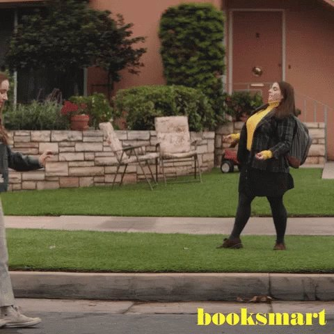 So #booksmart is the best film I've seen in ages!! So refreshing! Loved it!
