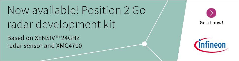 Infineon Radar Development Kit
