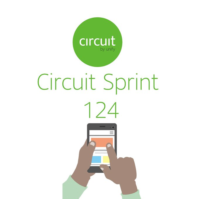 Circuit Sprint 124 is here! We are constantly enhancing the #UserExperience. You can...