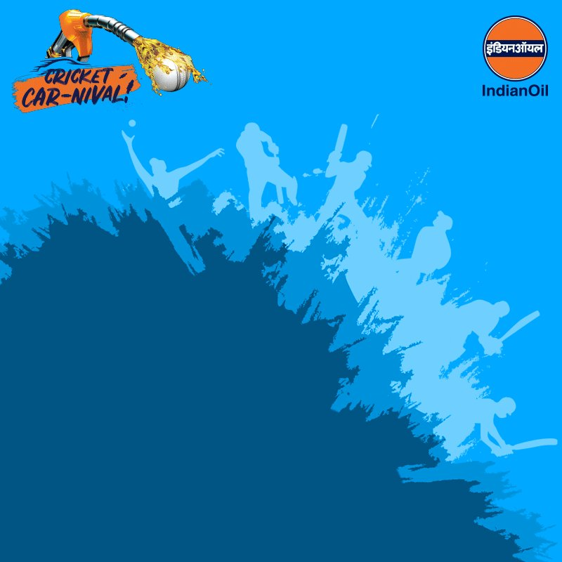 Take part in our #CricketCarnival to win big. Refuel at an IndianOil petrol pump for a min. of Rs. 1000 for cars & Rs. 300 for bikes. SMS bill details 'Dealer Code <space> Bill No. <space> Bill Amount' to 7710540400 & you could win exciting prizes! T&C http://bit.ly/2Z07Uwm