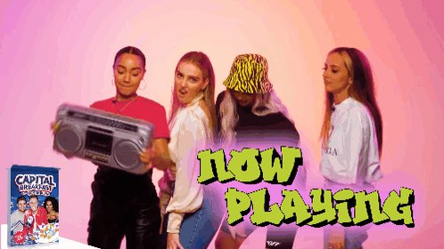 Steady. Are you ready? We're dropping #LittleMix's #BounceBack right now. 💃 http://capitalfm.co/ListenNow