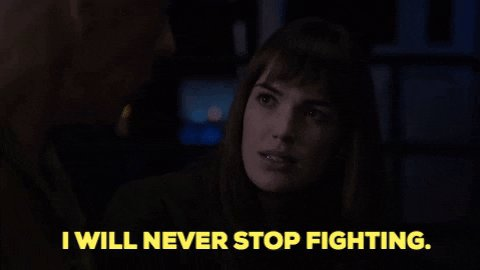 We would ALSO do anything for #FitzSimmons. 💪❤ #AgentsofSHIELD @Lil_Henstridge