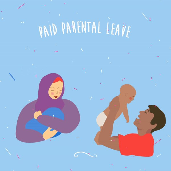 Support parents to support their children. This #FathersDay, we join @UNICEF in calling for a minimum of 6 months paid parental leave for both mothers AND fathers. Join us → uni.cf/ItsAboutTime #EarlyMomentsMatter