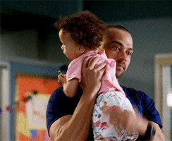 #HappyFathersDay Jackson Avery you make a fantastic father @iJesseWilliams 💕💕💕