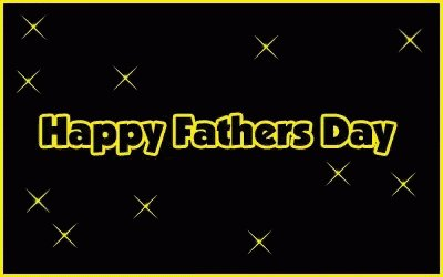 We hope all you great dads out there enjoyed your day!