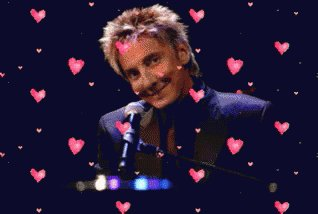 Happy birthday! We share it with Barry Manilow.