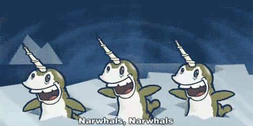 There's only one way to respond to this #Splatoon2 #Splatfest congratulations #TeamNarwhal https://twitter.com/NintendoVS/status/1140319050188201984 …
