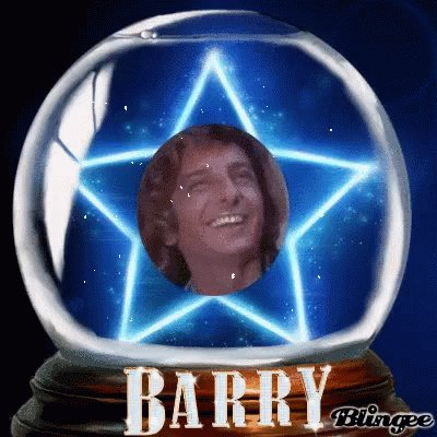 Happy Birthday Barry Manilow. Your the man who writes the songs and we can\t smile without you!