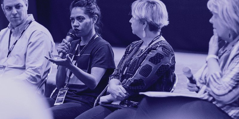 Sun 30 Jun is when earlybird registrations close for the 2019 Screen Makers Conference! Further discounts available for members of @MRCAdelaide, guilds (@ADGdirectors, @AWG_1, @Screen_Producer, @screeneditors, @wiftaus), and students. Register now: http://www.screenmakersconference.com.au/registrations  #SMC19