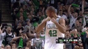 Al Horford is opting out of his 30.1 million dollar player option  He's for sure signing back for less so the Celtics have more cap space  Al, big team guy