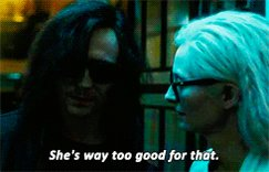 I did not care for THE DEAD DON'T DIE, btw, and I *loved* ONLY LOVERS LEFT ALIVE