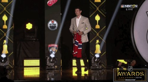 Confirmed: We are crying. #NHLAwards
