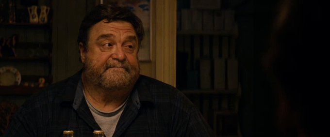 Happy 67th birthday to the man who should have won the supporting actor academy award in 2016, John Goodman.