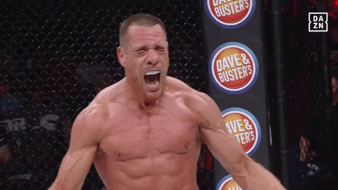 Wow Rafael Lovato Jr (@lovatojrbjj) takes out the champ Gegard Mousasi via majority decision. He's the new @BellatorMMA middleweight champ and still undefeated at 10-0. #Bellator223 #BellatorLondon