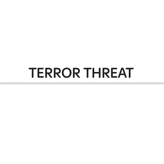 The terror threat level has been reduced from 'critical' to 'severe'. Here's a reminder of what that means