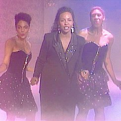 OK one more Happy Birthday Gladys Knight I love love love this episode