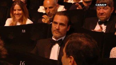 What ? I Win #JoaquinPhoenix #Cannes2017 #Cannes #BestActor https://t.co/yVzDVsbp43 ❤️❤️