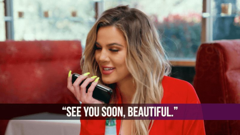 Saying goodbye to your bed every morning like... #KUWTK https://t.co/y...