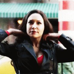 I miss Santana Lopez so much you have no...