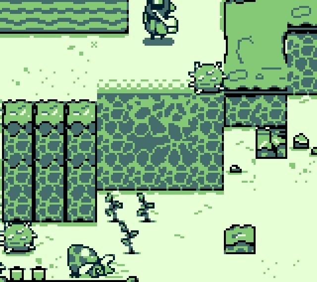 Some new stuff from Herbalist for #screenshotsaturday ! #gamemaker #pixelart