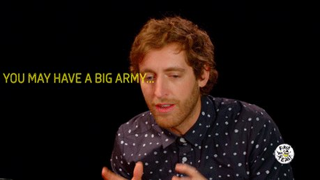 Thomas Middleditch reps for 🇨🇦 on the latest Hot Ones. Watch here ---> https://t.co/F28TLU3NEy