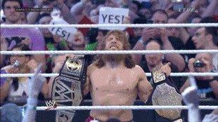 Happy Birthday to one of the greatest WWE Superstars of the modern era, Daniel Bryan.