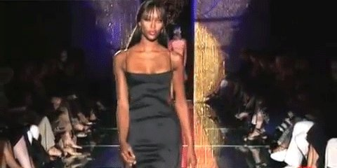 "Happy Birthday, Naomi Campbell.   ""I make a lot of money and I\m worth every cent.\"""