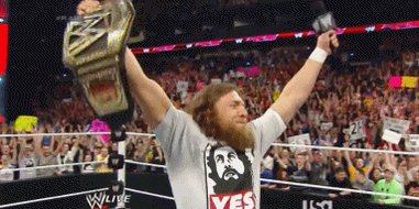Happy birthday to one of my favourite wrestlers of all time, Daniel Bryan