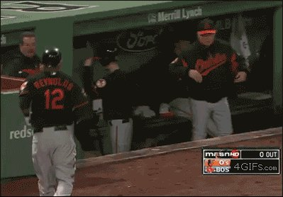 Happy birthday to best manager in the game, Buck Showalter! May your high fives never again go unfinished.
