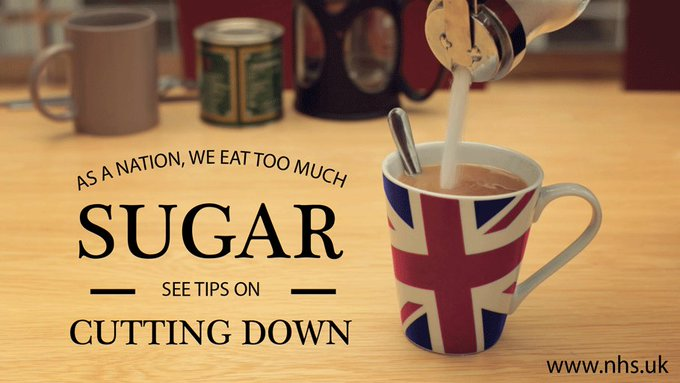 Reducing your family's sugar-intake doesn't have to be complicated. Simple tips here: https://t.co/ZH3uUGgK08