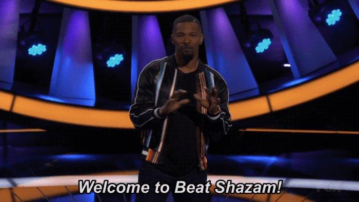 It's finally here! 🎤 The premiere of #BeatShazam starts NOW. 🎉