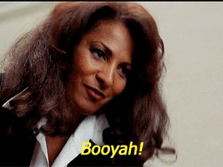 Happy Birthday to Pam Grier