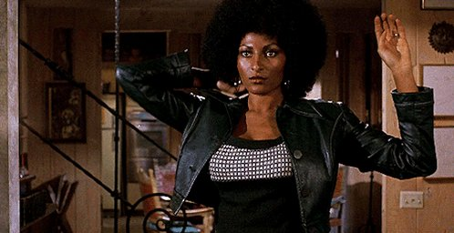 Happy Birthday, Pam Grier! The original female (movie) bad-ass!