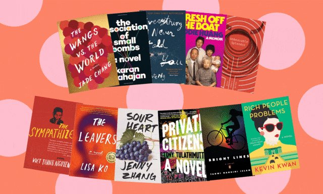 9 books to read for Asian Pacific American Heritage Month https://t.co/H2iIzBBmWE https://t.co/Mf224m4zRC