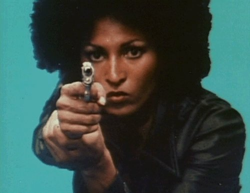Happy Birthday to the incomparable Pam Grier.