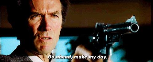 Go ahead, make his (birth)day... Happy birthday Clint Eastwood!
