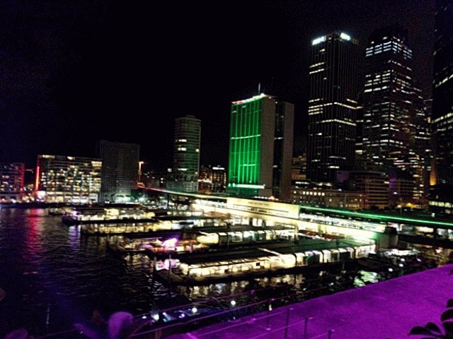 Haven't been to #VividSydney this week?...