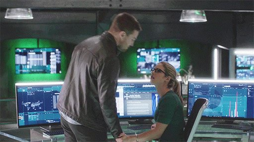 My #TeenChoice nominee for #ChoiceTVShip is #Olicity (Oliver Queen & Felicity Smoak) from #Arrow!