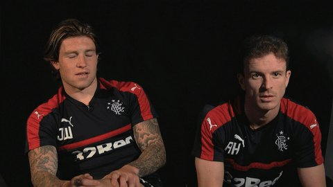 When you heard the  @RangersFC kit deal was sorted... https://t.co/5a4mLsQfcu