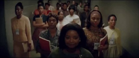 If you think the ladies of @HiddenFigures are boss, tweet #ChoiceDrama...