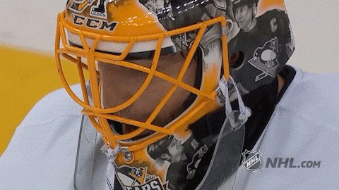 There it is. Marc-Andre Fleury is officially a Golden Knight. #NHLExpa...