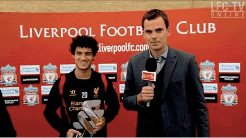 Happy Birthday, Philippe Coutinho! Our little magician.