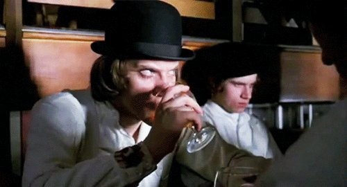 A huge and happy 74th birthday to the one and only Malcolm McDowell. Many happy returns, fine sir!