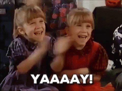 Happy birthday Mary Kate & Ashley Olsen