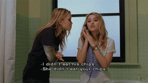 Happy 31st birthday Mary-Kate and Ashley Olsen! Thanks for all the great childhood memories!