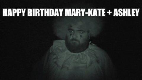 Happy 31st birthday, Mary-Kate & Ashley Olsen!