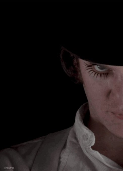Happy birthday to Malcolm Mcdowell, my favorite droog ever!!!
